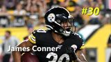 A look at the start of James Conner's NFL career
