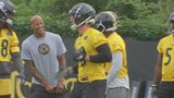 Steelers getting ready for preseason game against Titans
