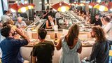 Cheese restaurant opens in London