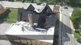 Historic Pittsburgh church damaged by fire