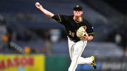 PITTSBURGH, PA - SEPTEMBER 04: Kyle Crick #30 of the Pittsburgh Pirates pitches during the eighth inning against the Cincinnati Reds at PNC Park on September 4, 2018 in Pittsburgh, Pennsylvania. (Photo by Joe Sargent/Getty Images)