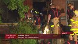Man smells smoke, gets himself and two children out of Pittsburgh home