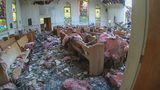 Channel 11 gets exclusive look inside Pittsburgh church badly damaged by fire