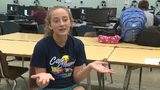 Teen loses her memory every two hours