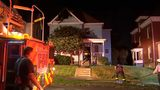 Flames damage home in Washington County