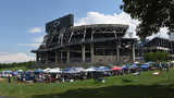 STATE COLLEGE, PA - JULY 08: General view at Happy Valley Jam 2017 in Beaver Stadium on the campus of Penn State University. July 8, 2017 in State College, Pennsylvania. (Photo by Rick Diamond/Getty Images for Happy Valley Jam)