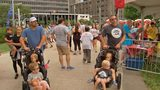 ALS Association holds annual walk to battle disease as social media helps spread awareness