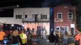 Flames spread to bar in Fayette County