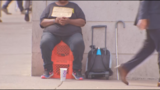 Downtown businesses concerned with aggressive panhandlers