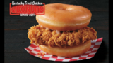 KFC testing donut chicken sandwich in Pittsburgh