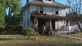 4 taken to hospital after fire destroys family's home