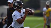 Taryn Christion - photo via Steelers.com