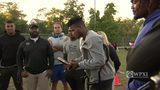 RAW: Tre Tipton Message To Hill District Youth Team