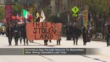 Protesters try to slow Pittsburgh's annual Columbus Day parade