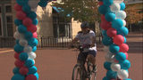 Hundreds take part in 3-2-1 Ride to raise money for melanoma and pancreatic cancer research