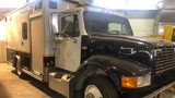 Bomb squad vehicle among cars, trucks, other items going up for auction at Pittsburgh airport