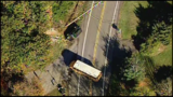School bus involved in crash in Richland Township