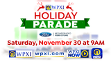 WPXI Holiday Parade Presented by Neighborhood Ford Store to be held on Saturday, Nov. 30