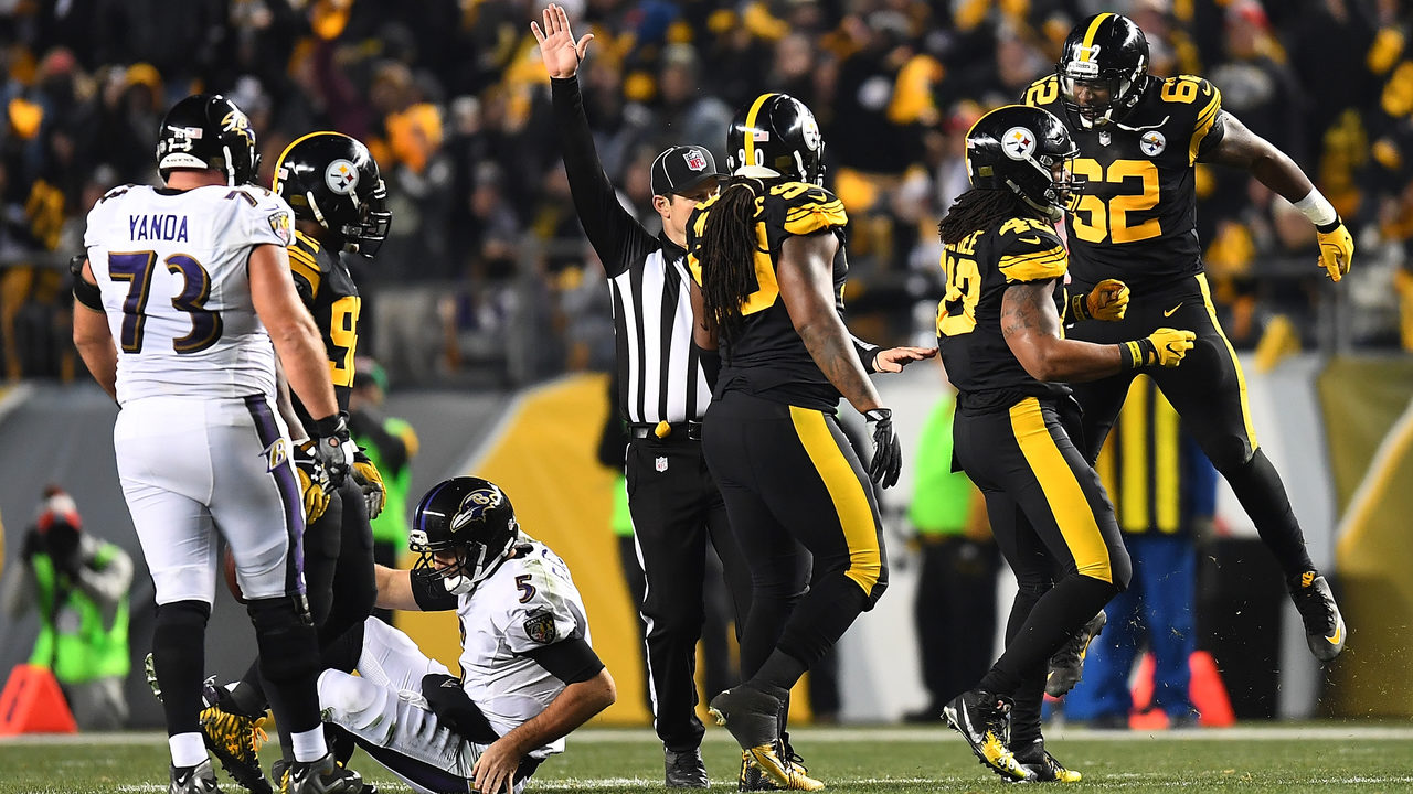 Pittsburgh Steelers Steelers To Wear Their Color Rush