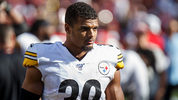 Pittsburgh Steelers free safety Minkah Fitzpatrick (39)