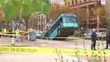 Crews make unexpected discovery during investigation into what caused downtown sinkhole