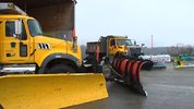 PennDOT's plow trucks are ready for winter.