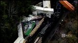 RAW: Train derailment in Hempfield