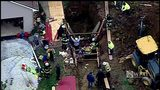 RAW: Trench rescue in Washington County