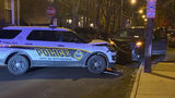 Police officer injured in wrong-way crash on Pittsburgh's North Side