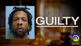 Rahmael Holt found guilty in killing of police officer