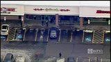 RAW: Car crashes into Butler Hallmark store