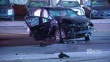 Crash ends police chase in Duquesne