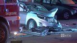 RAW: Crash on Duquesne Boulevard in Duquesne