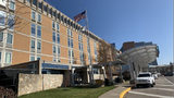 UPMC Passavant Hospital in McCandless, which will see an increase in services. (PAUL GOUGH/PBT)