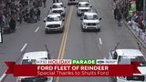 Ford Fleet of Reindeer at the WPXI Holiday Parade Presented by Neighborhood Ford Store