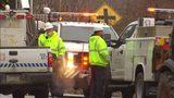 Water line break impacting customers, traffic, school buses in Collier Township