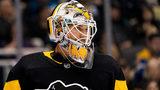 Goalie Tristan Jarry named NHL Second Star after back-to-back shutouts
