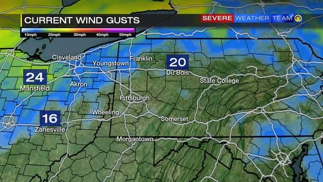 Regional Wind Gusts